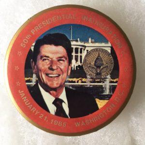 Reagan Button