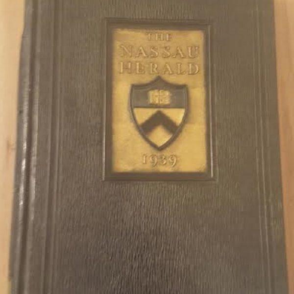 Rare JFK Yearbook