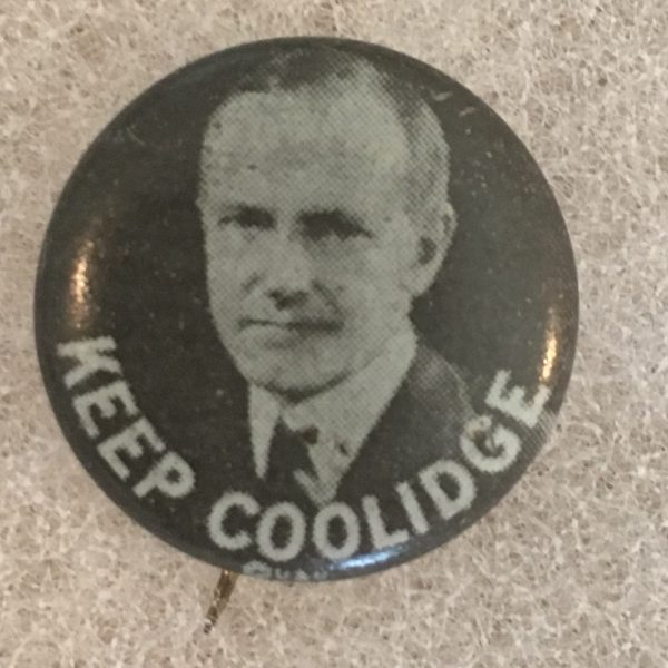 coolidge button