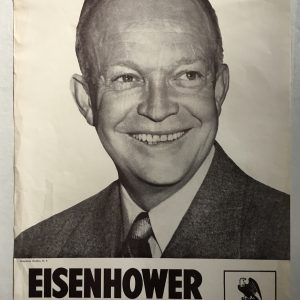 Eisenhower For President Vote