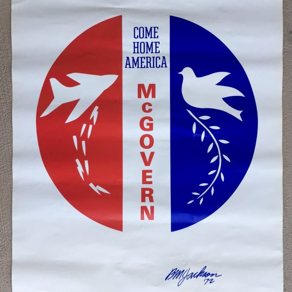 Come home America McGovern Poster