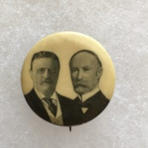 1904 Theodore Roosevelt and Alton B. Parker