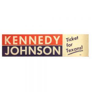 John F. Kennedy Stickers