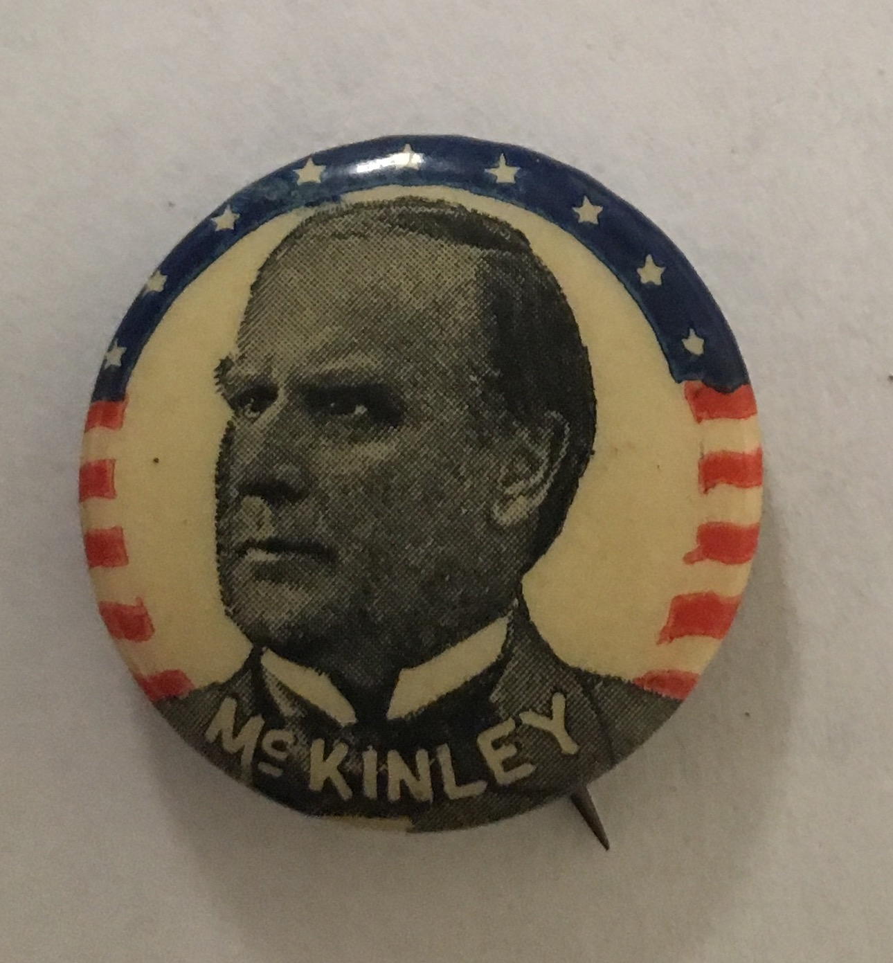 242fadce03b William McKinley Campaign Buttons