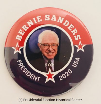Bernie Sanders For President 2020 Campaign Button (SANDERS-705)