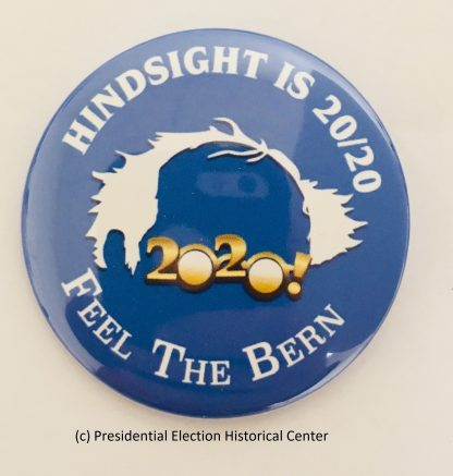 Bernie Sanders For President 2020 Campaign Button (SANDERS-706)