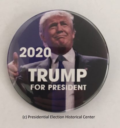 Donald Trump Thumbs Up 2020 Campaign Button (TRUMP-806)