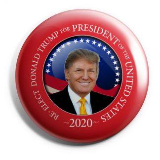 Donald Trump 2020 Campaign Button (TRUMP-805)