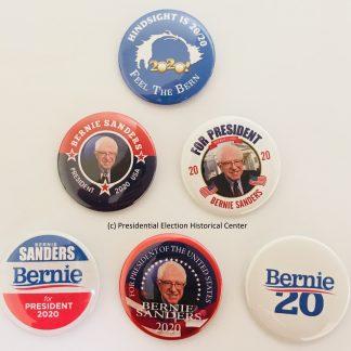 Bernie Sanders /'20 2020 Patriotic For President Bumper Sticker