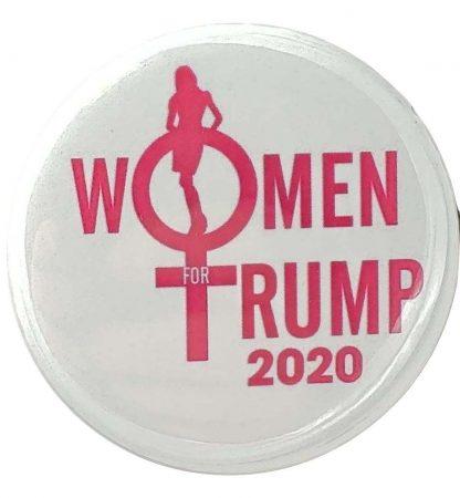 Woman for Donald Trump 2020 Campaign Button (TRUMP-704)
