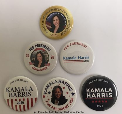 Bottle Opener Kamala Harris Set Of 10 Campaign Buttons