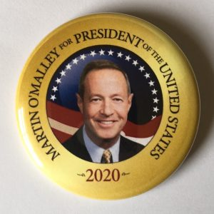 Martin O'Malley 2020 Presidential Hopeful Set of 6 (OMALLEY-ALL).