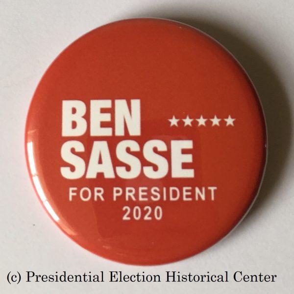 Ben Sasse 2020 Presidential Hopeful Campaign Button (SASSE