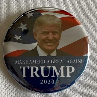 Donald Trump for President 2020 Campaign Button