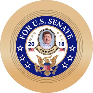 Democrat David Baria - Mississippi - U.S. Senate