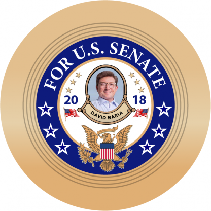 Democrat David Baria - Mississippi - U.S. Senate
