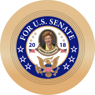 Democrat Debbie Stabenow - Michigan - U.S. Senate