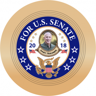 Democrat Gary Trauner - Wyoming - U.S. Senate
