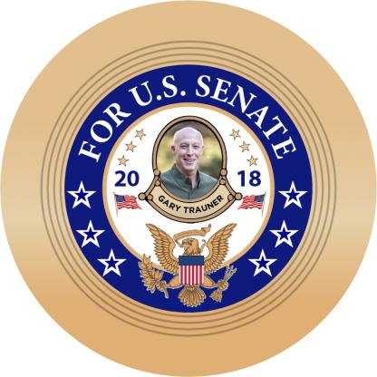 Democrat Gary Trauner - Wyoming - U.S. Senate