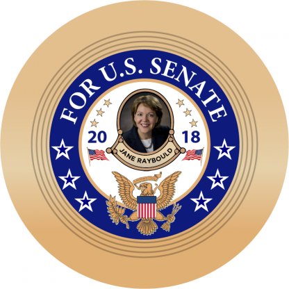 Democrat Jane Raybould - Nebraska - U.S. Senate