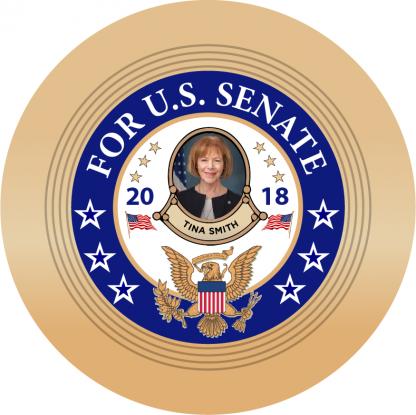 Democrat Tina Smith - Minnesota - U.S. Senate