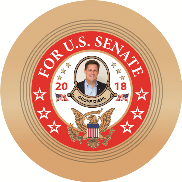 Geoff Diehl - Massachusetts - Republican - U.S. Senate