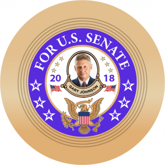 Libertarian Gary Johnson___New Mexico___U.S. Senate