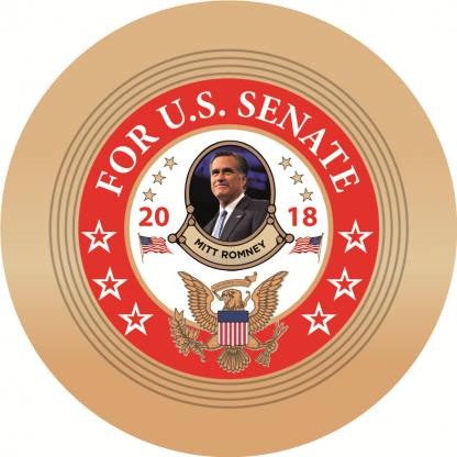Mitt Romney - Republican - Utah - U.S. Senate