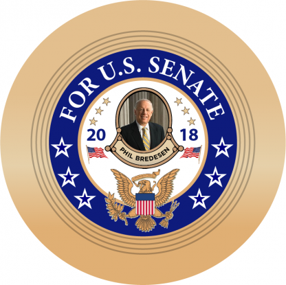 Phil Bredesen - Tennessee - U.S. Senate