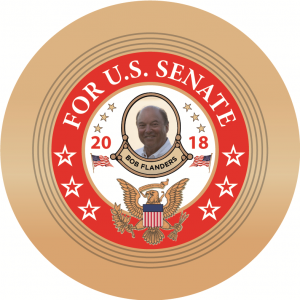 Republican Bob Flanders - Rhode Island - U.S. Senate