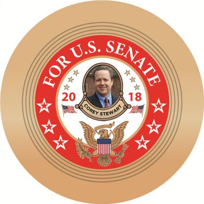Republican Corey Stewart - Virginia - U.S. Senate