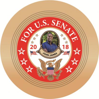 Republican John James - Michigan - U.S. Senate