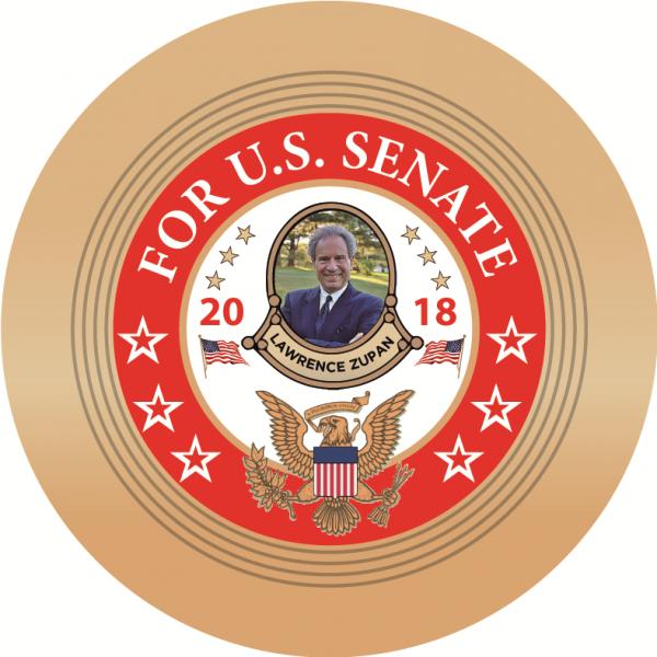 Republican Lawrence Zupan - Vermont - U.S. Senate