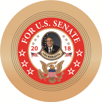 Republican Lou Barletta - Pennsylvania - U.S. Senate