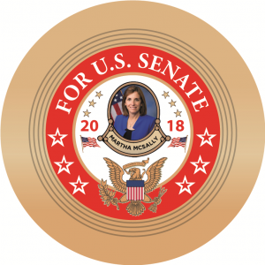 Republican Martha McSally - Arizona - U.S. Senate