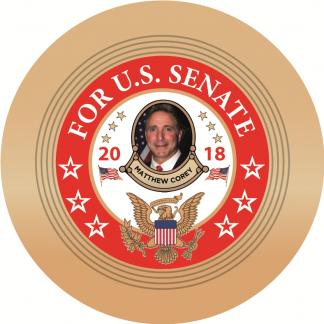 Republican Matthew Corey - Connecticut -U.S. Senate