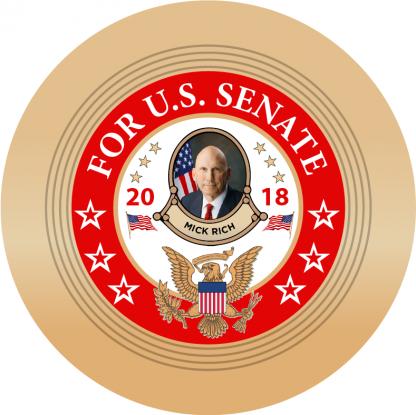 Republican Mick Rich - New Mexico - U.S. Senate