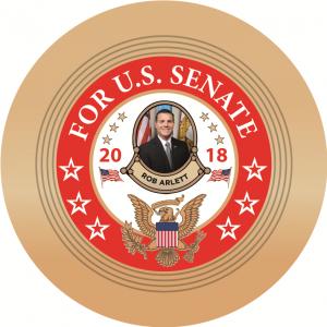 Republican Rob Arlett - Delaware - U.S. Senate