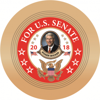 Republican Roger Wicker - Mississippi - U.S. Senate