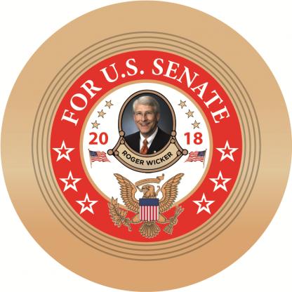Republican Roger Wicker - Mississippi - U.S. Senate