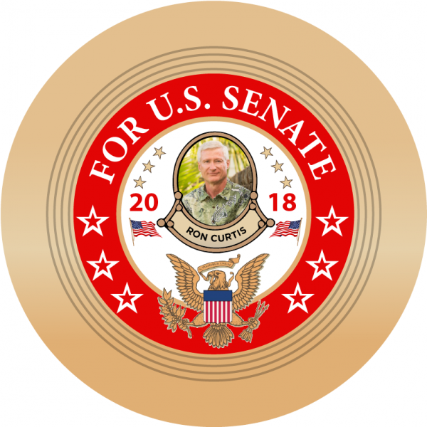 Republican Ron Curtis - Hawaii - U.S. Senate