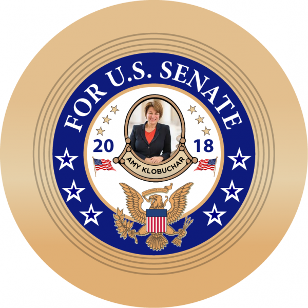 Senator Amy Klobuchar - Minnesota - Democrat