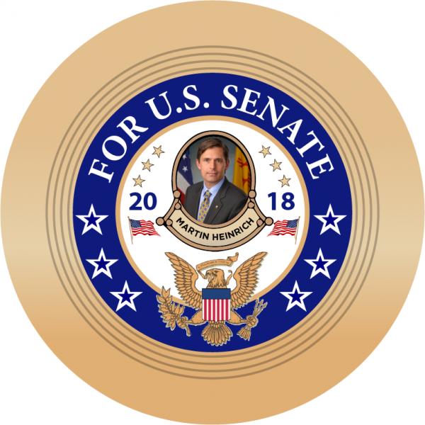 Senator Martin Heinrich - New Mexico - U.S. Senate