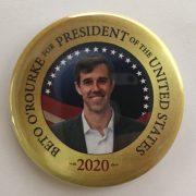 Beto O'Rourke 2020