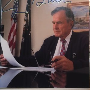 George H.W. Bush Signatures