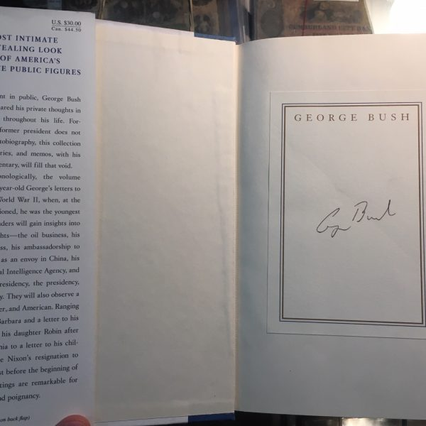George H.W. Bush Signature 702