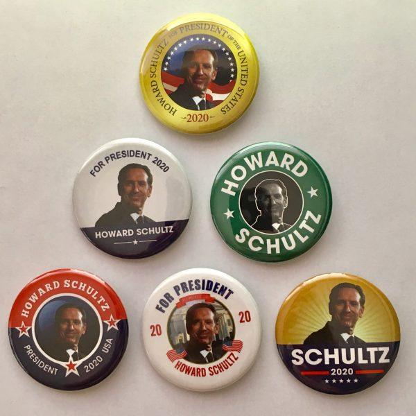 Howard Schultz 2020