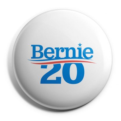 Bernie Sanders For President 2020 Campaign Button (SANDERS-701)