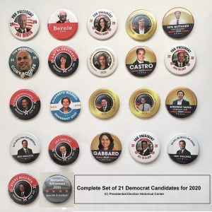 Democrat Set of 21