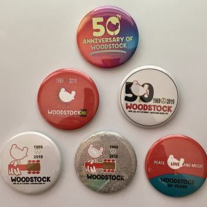 Woodstock 50 Year Anniversary Collectors Set